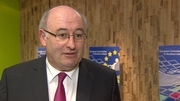Commissioner Hogan said that the problem of fuel laundering could have consequences for Ireland's food sector