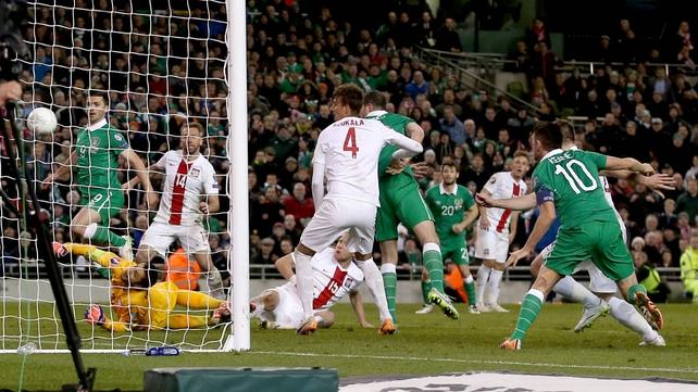 As it happened: Republic of Ireland v Poland
