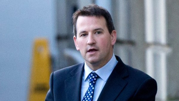 Graham Dwyer was convicted of murder in 2015 (file image)
