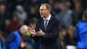 Martin O'Neill hailed the support of the Irish fans