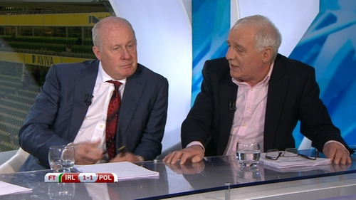 Eamon Dunphy is bringing a 40 year career with RTÉ to an end