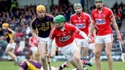 Wexford play host to Cork in the hurling qualifiers