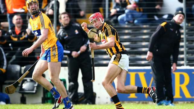 Davy Fitzgerald: Clare weren't fazed by Kilkenny