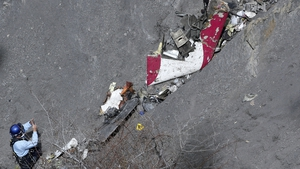 The Germanwings flight, en route from Barcelona to Duesseldorf ,crashed on March 24