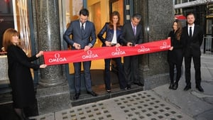 Watch brand Omega SA recently moved into one of the retail spots owned by Tribeca Holdings