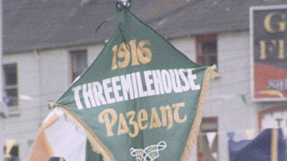 Impressive Parade in Monaghan Marks Easter Rising