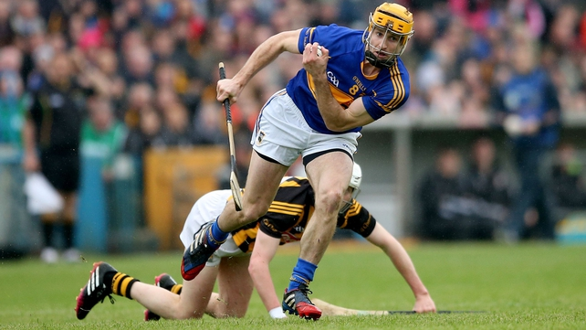 Kieran Bergin to miss rest of league campaign