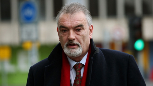 Ian Bailey has always denied any involvement in the murder of Sophie Toscan du Plantier