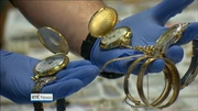 Six One News Web: Gardaí seek to return stolen jewellery to owners