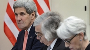 John Kerry said some difficult issues still remain