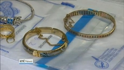 Nine News Web: Gardaí seek to return stolen jewellery to owners