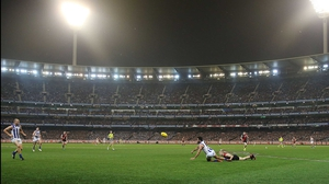 Essendon play some of their games at the Melbourne Cricket Ground