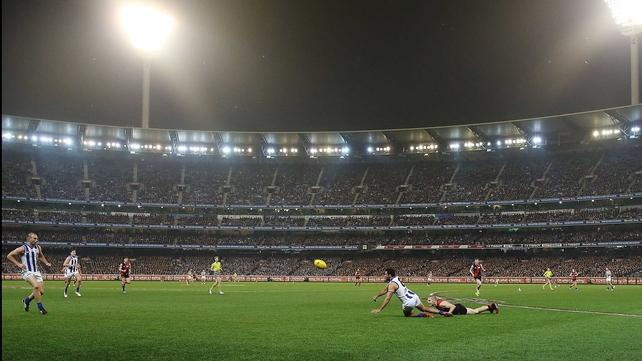 Drug charges against Aussie Rules team dismissed