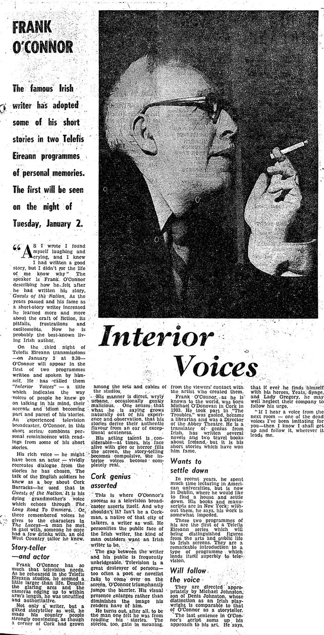 RTV Guide, 8 December 1961