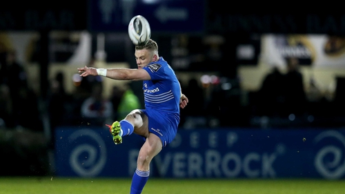 Ian Madigan will make the switch to the Top 14 next summer