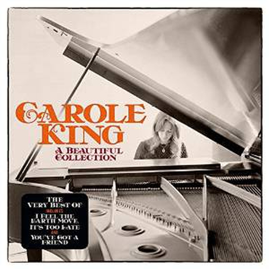 Marty Reccomends - Carole King 'A beautiful collection'
