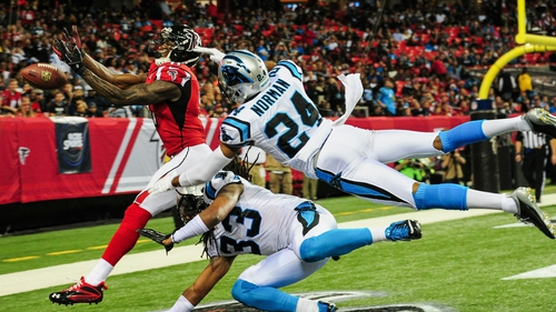 The Atlanta Falcons have been punished for pumping in fake crowd noise