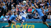 The meeting of Monaghan and Dublin is just one of the many key games down for decision on Sunday