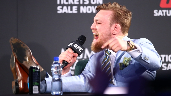 Conor McGregor may now end up fighting for an interim world title should Aldo need time to recover