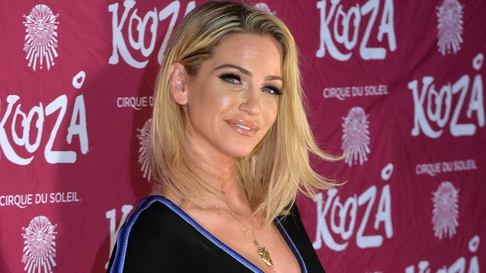 Sarah Harding's new role features in the 60 Second Update