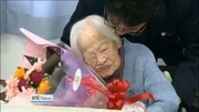 One News Web: World's oldest person dies in Japan