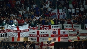 England supporters are coming under the spotlight once more