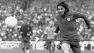 Paddy Mulligan in action for Chelsea