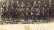 East Galway Flying Column (undated). (A/0865, Captured Photographs, Collins Papers, Military Archives)