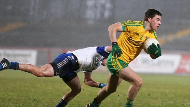 Donegal and Tyrone through to U-21 final