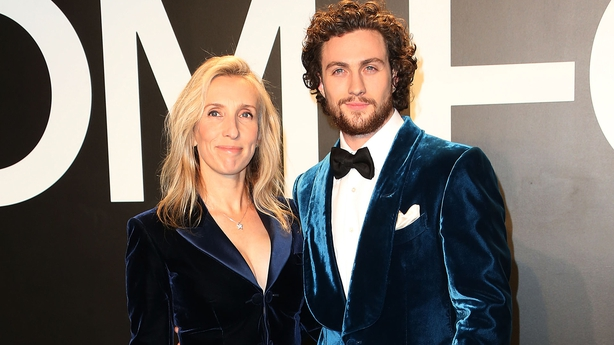 Sam Taylor Johnson talks about EL James feud