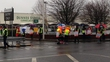 Dunnes workers go on strike over zero-hour contracts