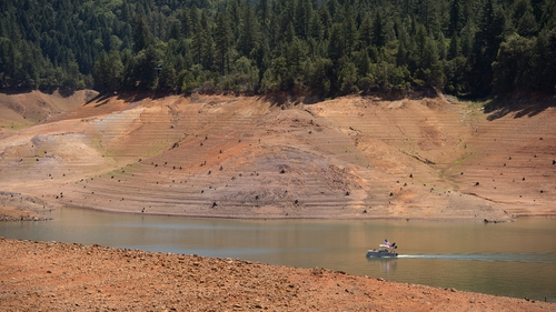 This is the fourth year of California's drought