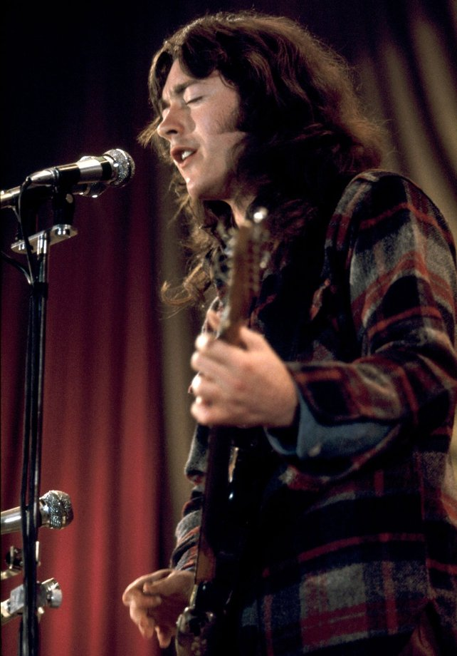 Rory Gallagher (1982)
