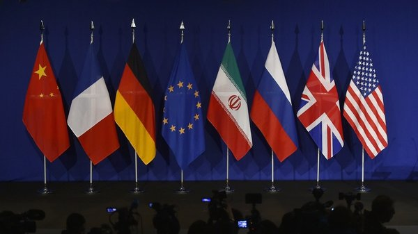 Iran and six world powers - Britain, China, France, Germany, Russia and the United States - took part in the talks
