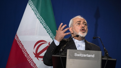 Europe has vowed to keep providing Iran with the economic benefits it received from the nuclear deal