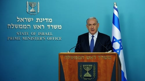 Benjamin Netanyahu says Iran must commit to recognising Israel's right to exist