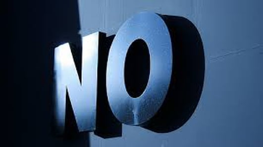 The Art of Saying 'No'