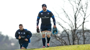 Sean O'Brien returns as Leinster look to make the last four
