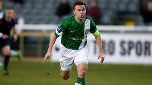 David Cassidy was among the goals for Bray