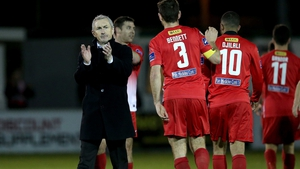 John Caufield's Cork were once again impressive on their home patch