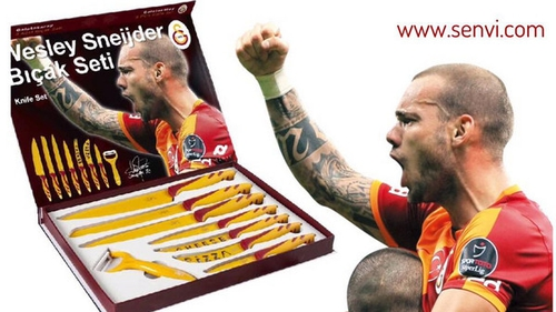 Wesley Sneijder said he had not been aware of the Leeds fans who were stabbed