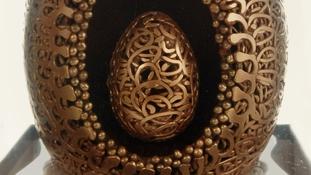Lir's Golden Lattice Egg