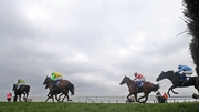Fairyhouse Winter Festival coverage on RTÉ2 from 1250pm