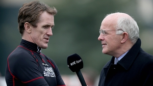 Ted Walsh puts the questions to AP McCoy at Fairyhouse