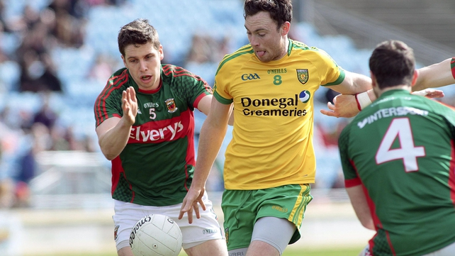 Donegal welcome Mayo to Ballybofey