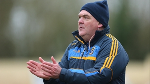 John Evans wants his side to 'play football' against Dublin