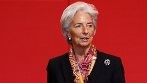 ECB President Christine Lagarde said 'extraordinary times require extraordinary action'