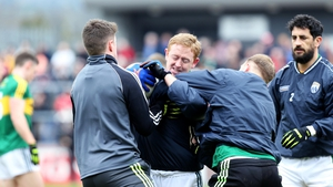They're back: Colm 'Gooch' Cooper and Paul Galvin returned to the Kerry set-up