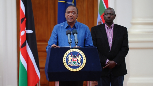 President Uhuru Kenyatta has vowed to respond to the Garissa University attacks in the 'severest way' possible