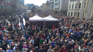 Tens of thousands of people attended the event which offered spectators more than 60 attractions